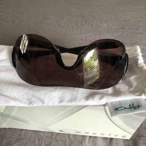 Women's Polarized Oakley Break Up Sunglasses